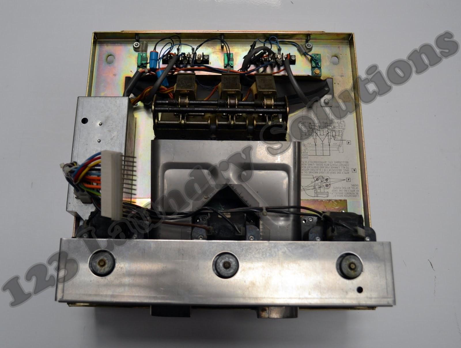 rowe change machine parts