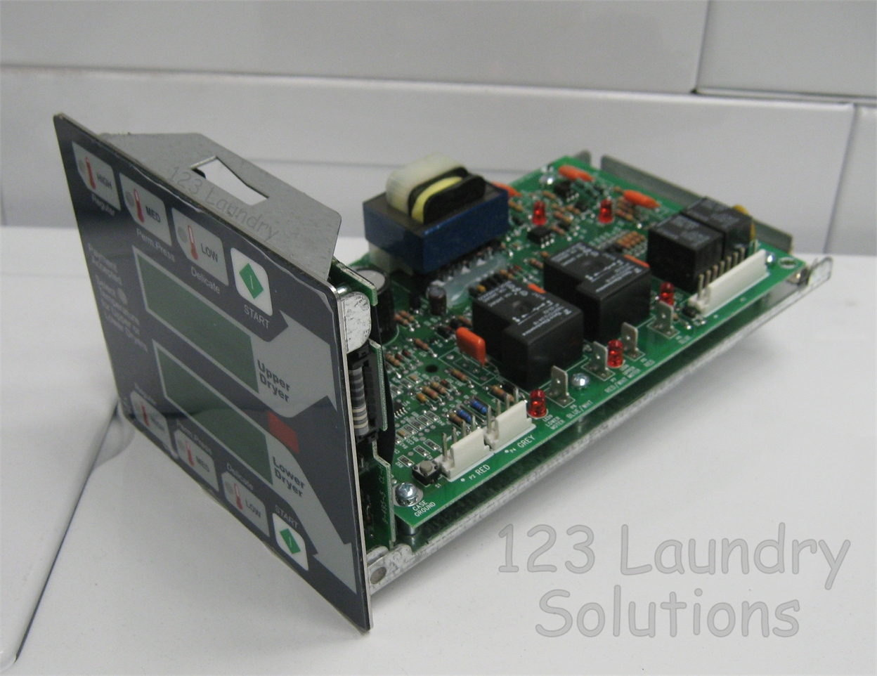 dexter stack dryer control assembly computer board 9857 147 001 dexter stack dryer control assembly computer board 9857 147 001 brand new