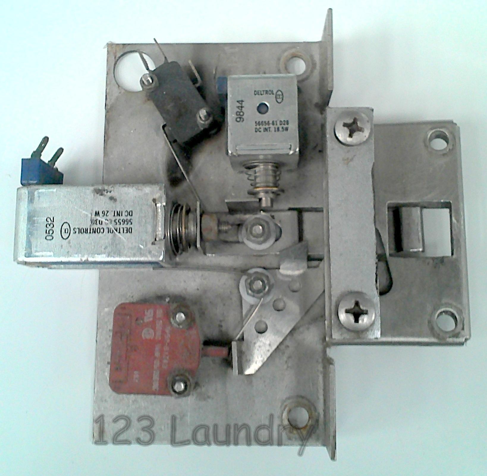 Washer Door Lock Assy Speed Queen F604449 1p