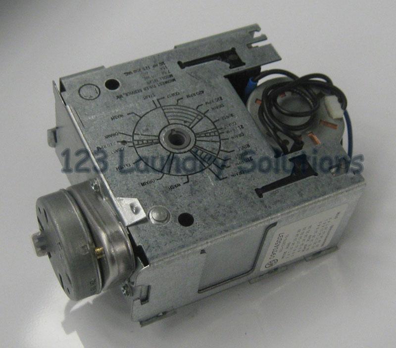 Milnor Washer Parts ~ Milnor front load washer timer v t d ebay