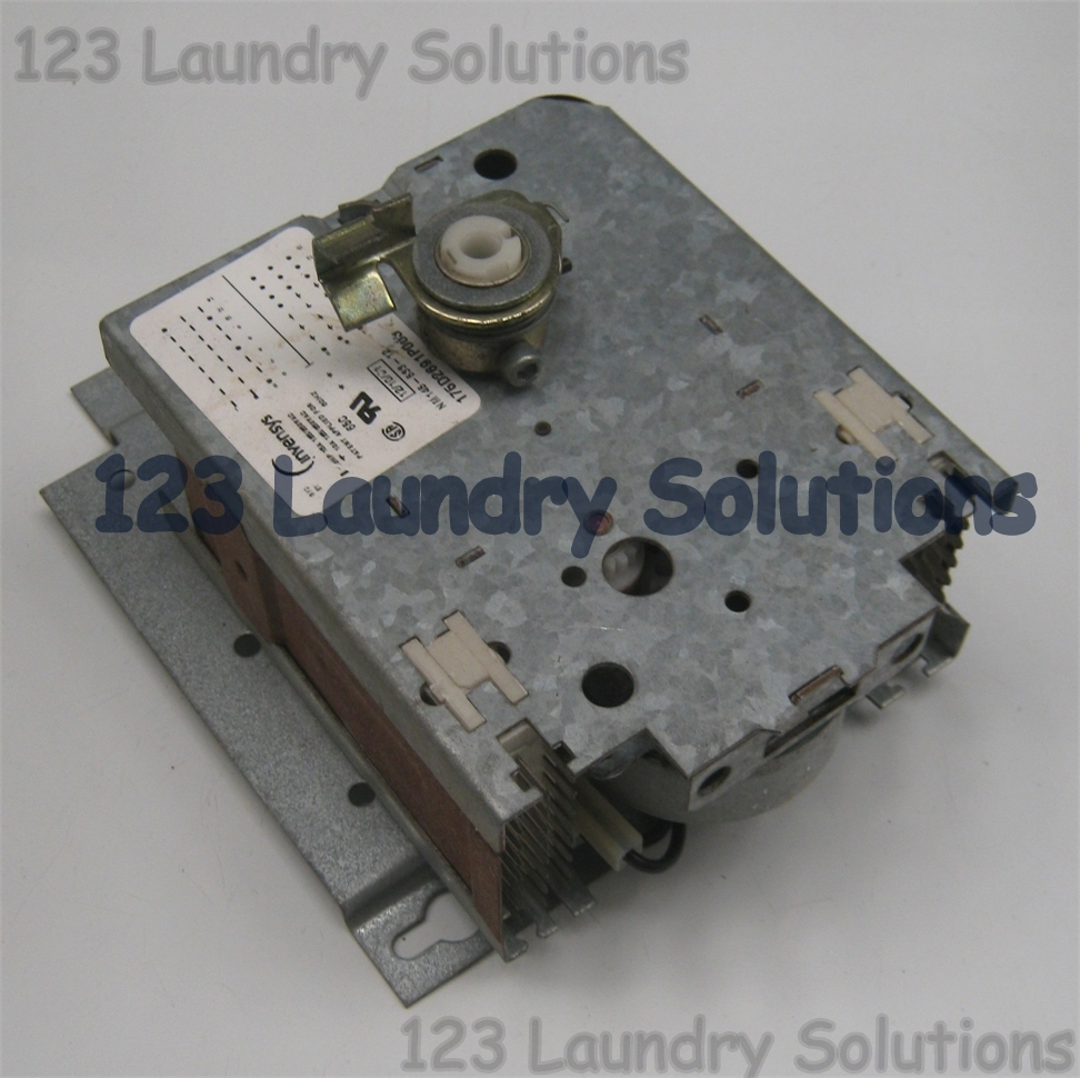 GE Commercial Series WNRD2050GWC 27 Top-Load Commercial Washer