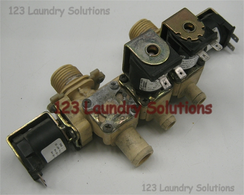 Washer 3 Way Mixing Valve 110v Speed Queen F380740p F730455p