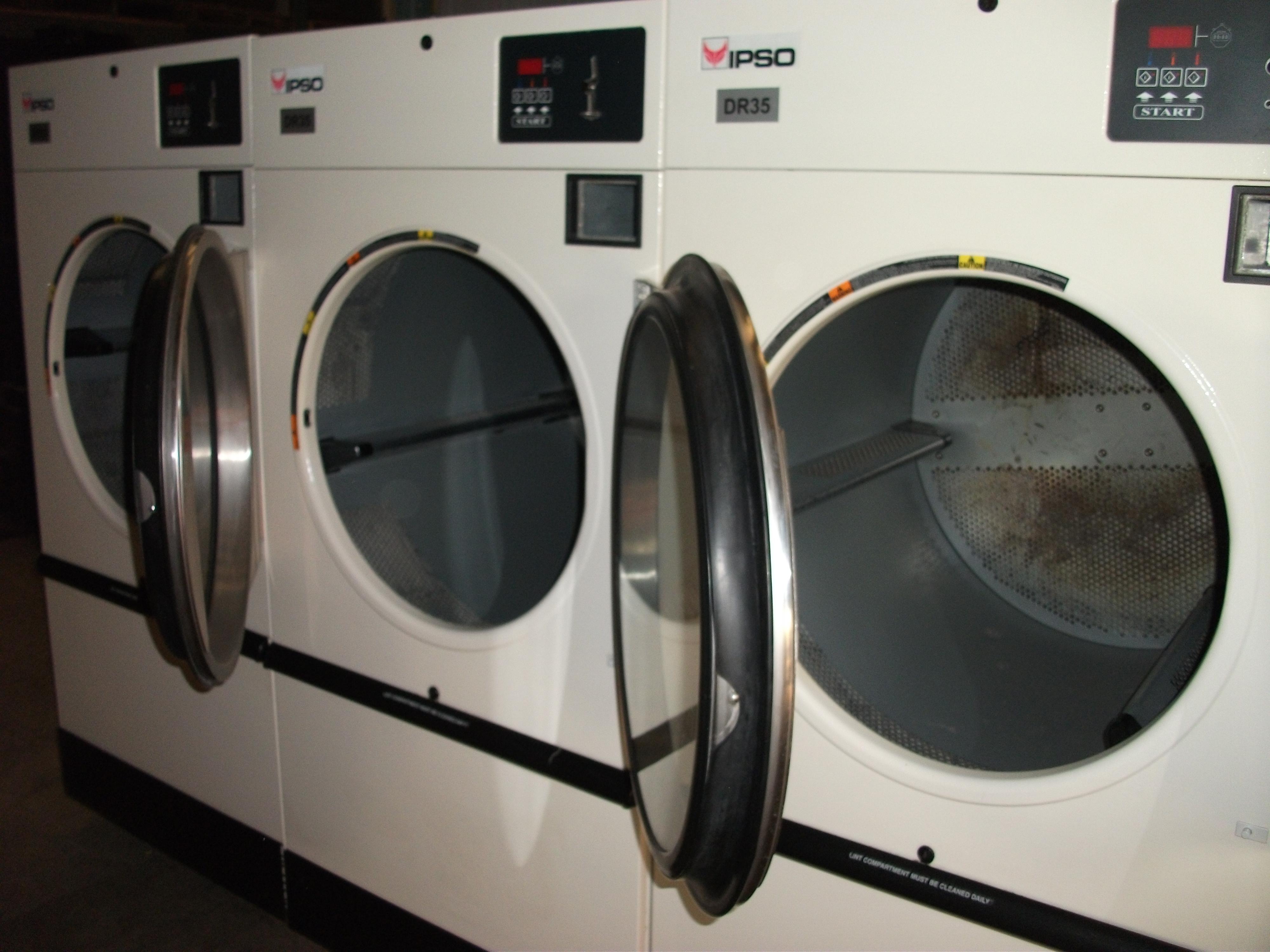 Ipso Dr35 35lbs Dryer