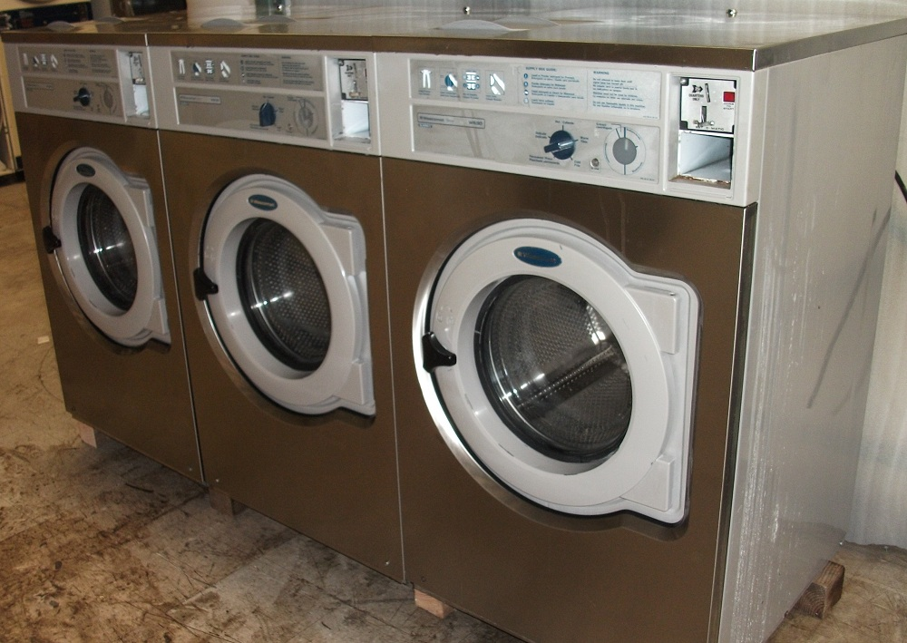 wascomat commercial washing machine